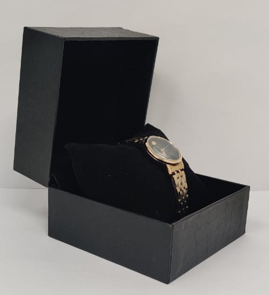 Watch Fashion Generic Women Rose Gold With Metal Strap Fine