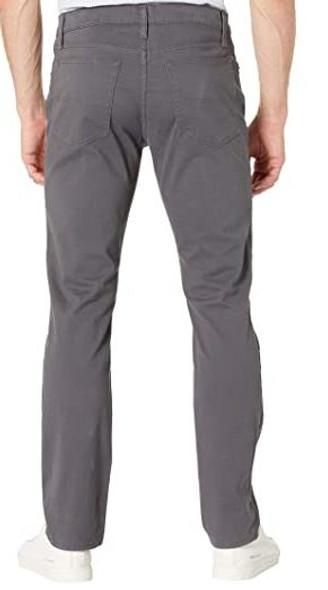 Men Pants US Polo Slim Straight Stretch Grey