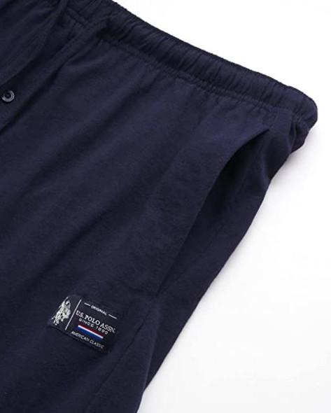 Men Jogger PJ/Loungewear US Polo lightweight sweatpants Navy