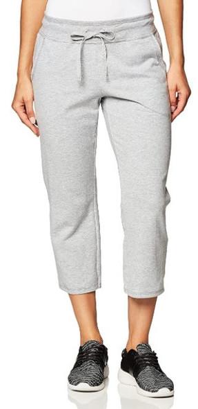 Women Capri Hanes Loungewear Grey