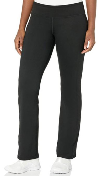 Women Pants Hanes Performance Black