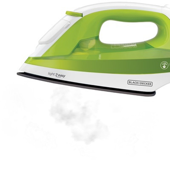IRON BLACK & DECKER IR1811 110V