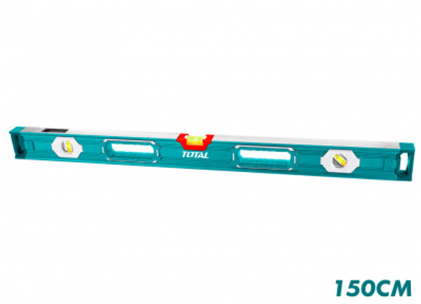 LEVEL TOTAL 150CM TMT215056 Spirit level (With powerful magnets)