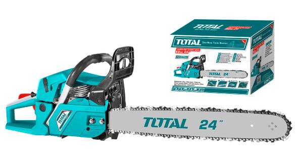 "CHAINSAW TOTAL TG5602411 24"" 62CC"