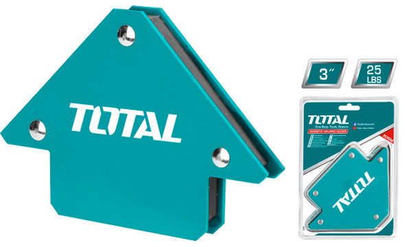 """MAGNETIC WELDING HOLDER TOTAL TAMWH25032 3"""""""