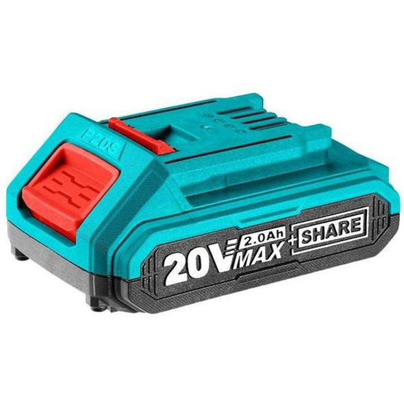 BATTERY PACK 20V 2.0Ah TOTAL TFBLI20011 LITHIUM-ION