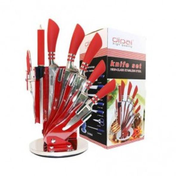 KNIFE SET 8PCS DIPAI G-030