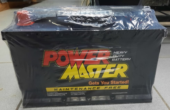 BATTERY POWERMASTER 13 PL DIN66RSMF 770AMPS