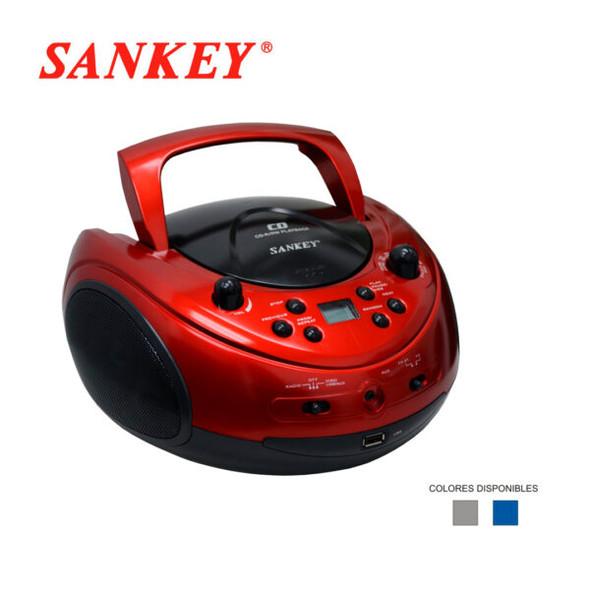 C.D PLAYER SANKEY RCD-061