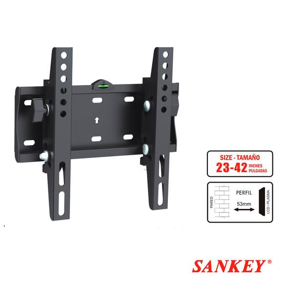 """TV WALL BRACKET SANKEY V-215T 23""""-42"""""""