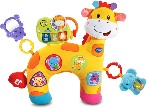 Toy VTech Tummy Time Discovery Pillow