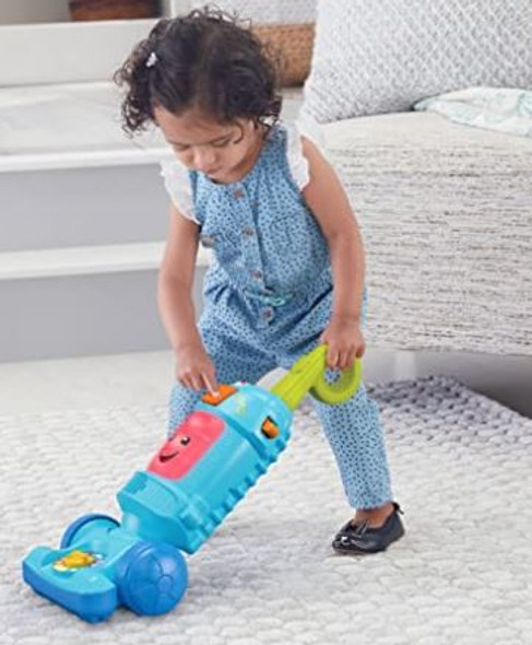 Toy Fisher-Price Laugh & Learn Light-up Learning Vacuum