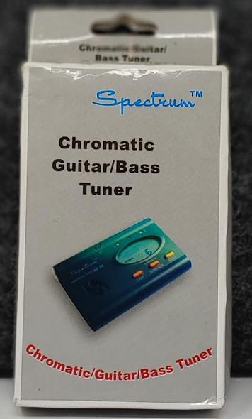 GUITAR TUNER SPECTRUM AIL-28 CHROMATIC