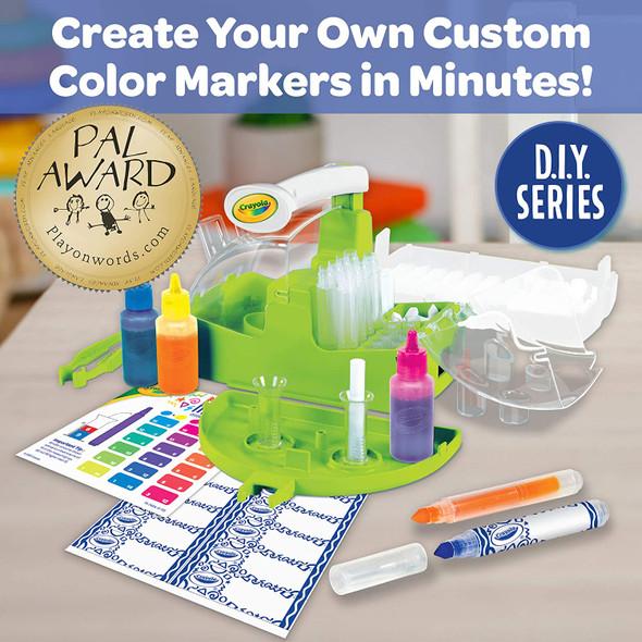 Crayola Marker Maker DIY Craft Kit