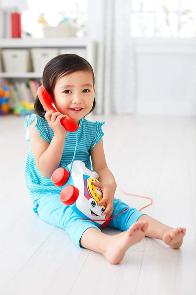 Toy Fisher-Price Chatter Telephone