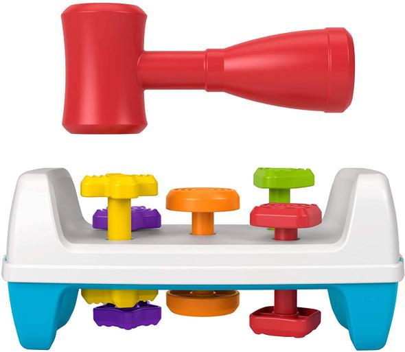 Toy Fisher-Price Tap & Turn Bench