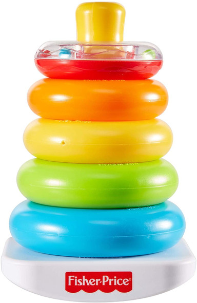 Toy Fisher-Price Rock-a-Stack Rings