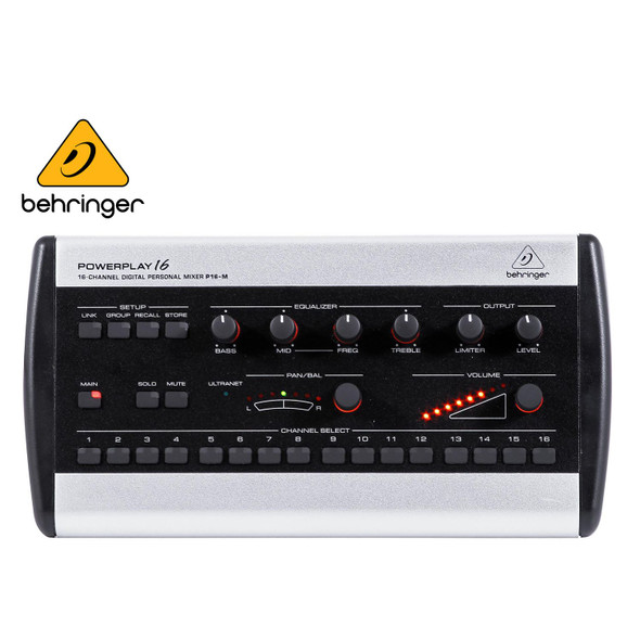 MIXER BEHRINGER P16-M DIGITAL