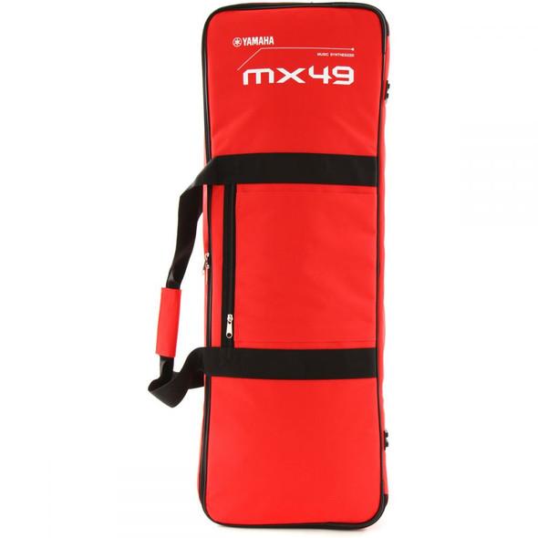 KEY BOARD BAG YAMAHA MX49 CASE RED