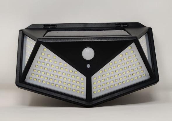 SOLAR LAMP LED INTERACTION WALL HS-8010A HI SHEEN