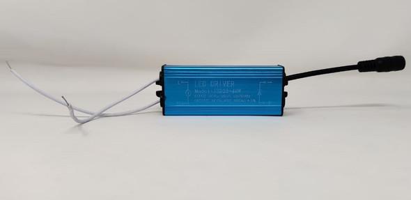 BALLAST LED DRIVER JSD 38-48W BLUE METAL 85-265V