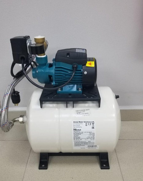 WATER PUMP LEO WITH TANK COMPLETE K24L/6.34G APM37