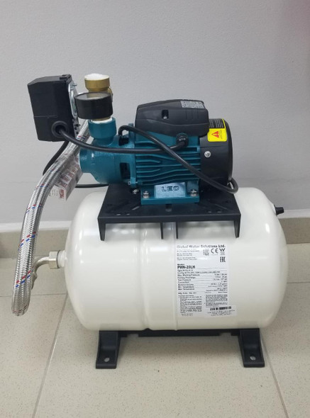 WATER PUMP LEO WITH TANK COMPLETE K20L/5.28G APM37