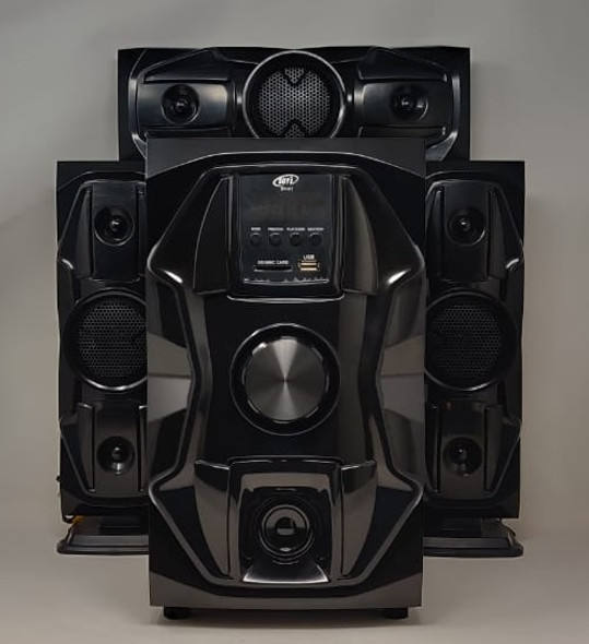 STEREO SOYI SY-H1 3.1CH MULTIMEDIA SPEAKER SYSTEM