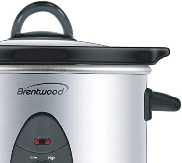 SLOW COOKER BRENTWOOD SC-115S 1.5L