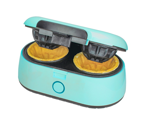 WAFFLE BOWL DOUBLE MAKER BRENTWOOD TS-1402BL