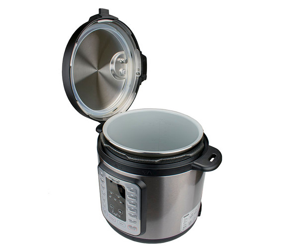 PRESSURE COOKER BRENTWOOD EPC-636 ELECTRIC EASY POT