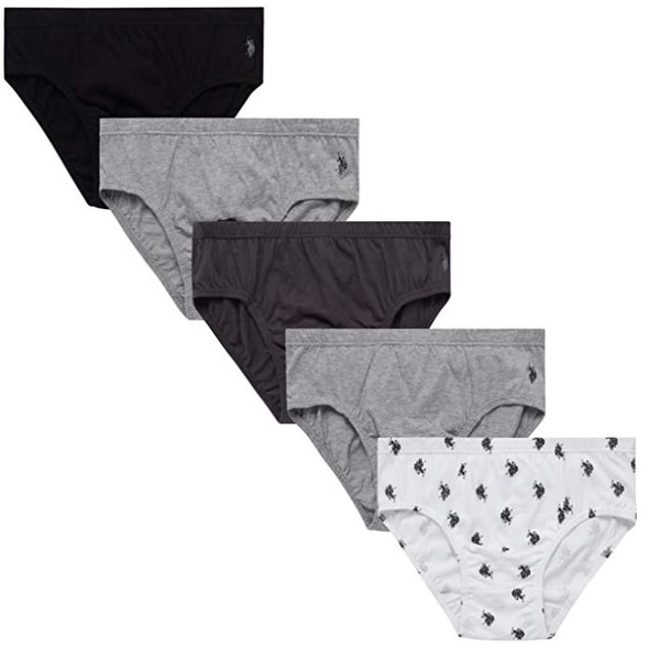 Men Brief US Polo low rise 5pack