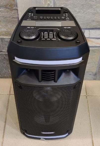 "SPEAKER BOX TEMEISHENG 6.5"" DUAL ED-606 POWERED"