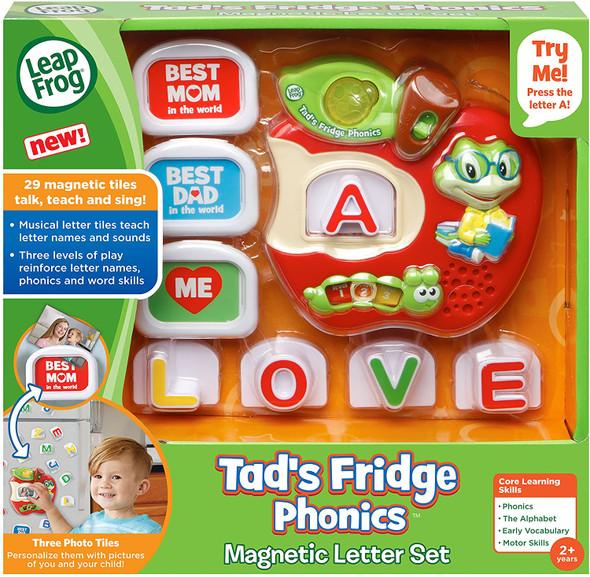 Toy LeapFrog Tad's Fridge Phonics Magnetic Letter Set