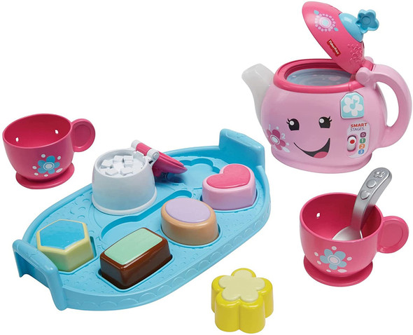Toy Fisher-Price Laugh & Learn Sweet Manners Tea Set