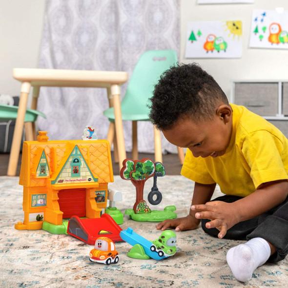 Toy VTech Go! Go! Cory Carson The Carson Playhouse