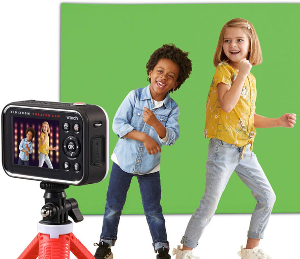 Toy VTech KidiZoom Creator Cam Red