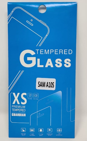 PHONE SCREEN PROTECTOR FOR SAMSUNG A10S TEMPERED GLASS XS PREMIUM TEMPERED