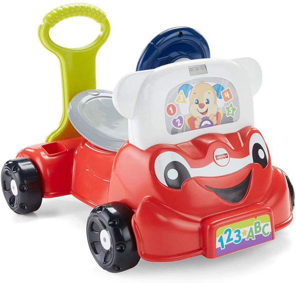Toy Car Fisher-Price Laugh & Learn 3-in-1 Smart