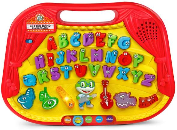 Toy LeapFrog Letter Band Phonics Jam