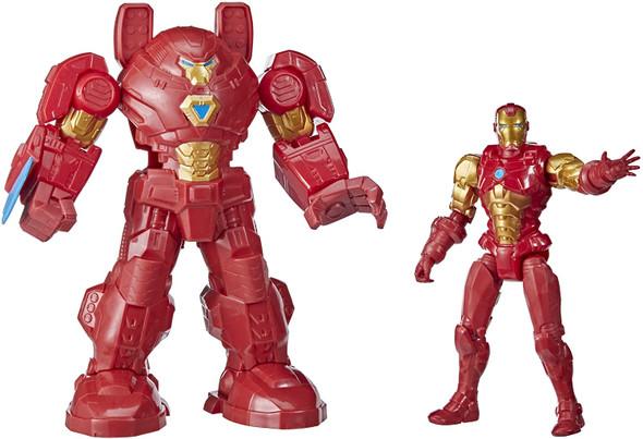 Toy Avengers Hasbro Marvel Mech Strike 8-inch Super Hero Action Figure