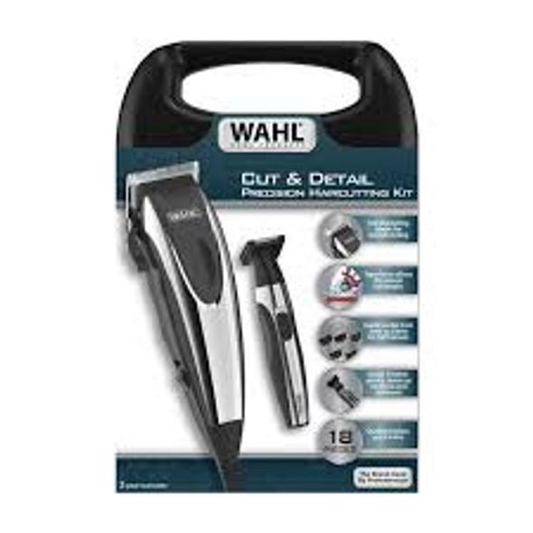 HAIR CUTTING KIT WAHL 18PCS 09243-6208