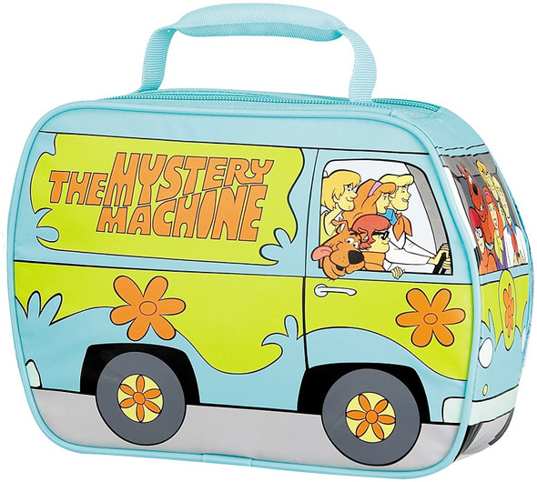 Lunch Bag Thermos Scooby Doo Mystery Machine Insulated