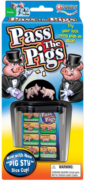 Game Pass the Pigs Winning Moves