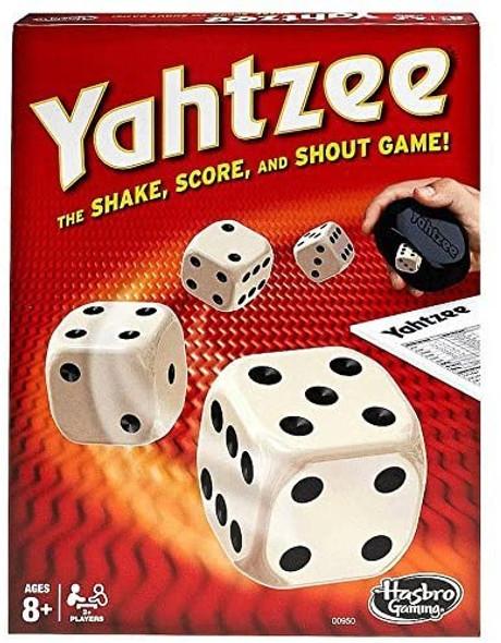 Game Yahtzee Hashbro