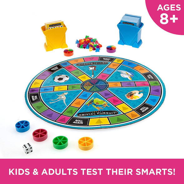 Game Trivial Pursuit Hashbro Family Edition