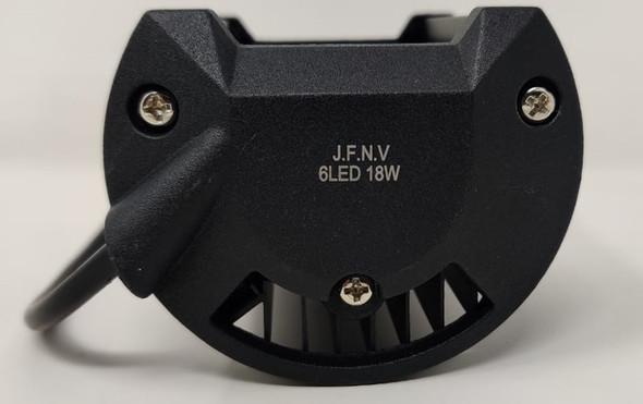 LAMP LED CAR J.F.N.V 18W 6LED DC