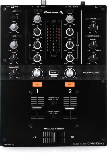 MIXER PIONEER DJM-250MKII