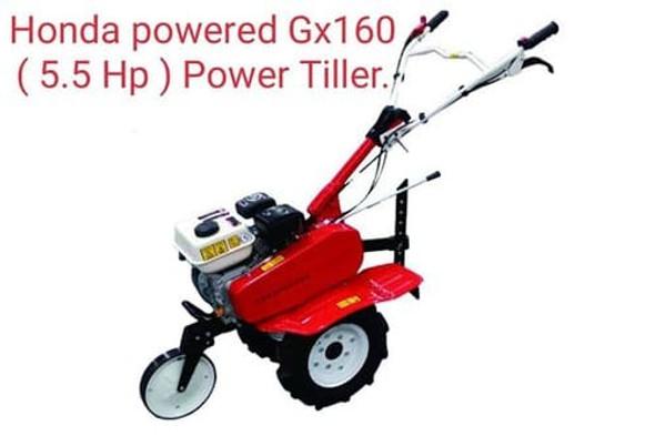 TILLER WITH HONDA ENGINE GX160