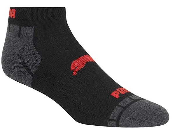 Men Socks Puma Low Cut Cushioned Low Cut 8 Pairs